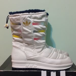 1-of-a-Kind ADIDAS Ski Winter HiTop Boot US6.5w